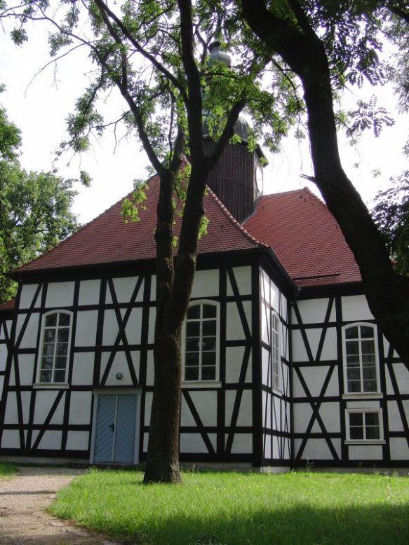 Fachwerkkirche
