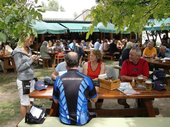 Eine Oase für Radler: Der Johannishof