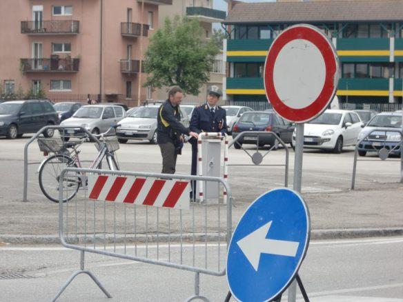 Die Polizei kann zum Glück helfen