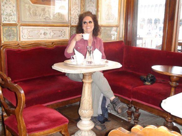 Im Café Florian