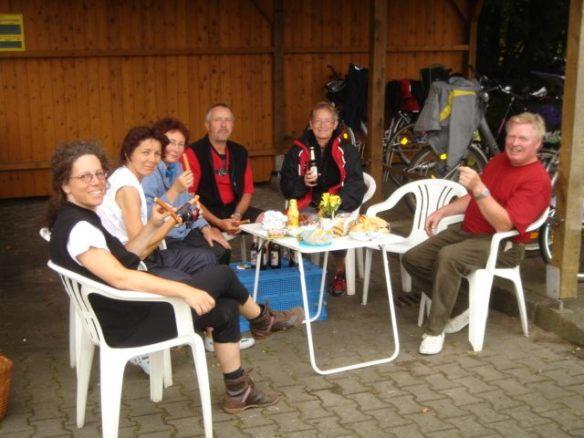 Picknick in Ochtrup. Romantisch!