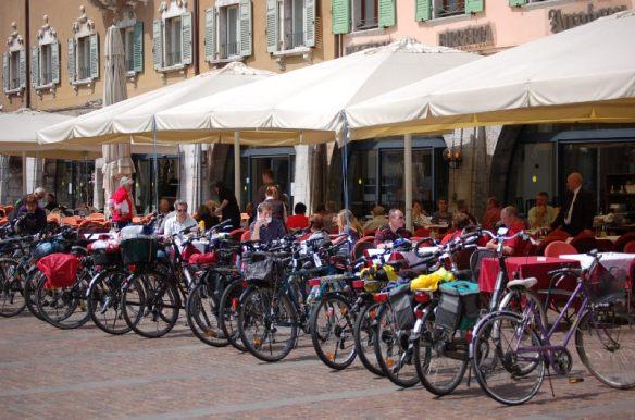 Genau so sollte eine Italien-Radtour sein