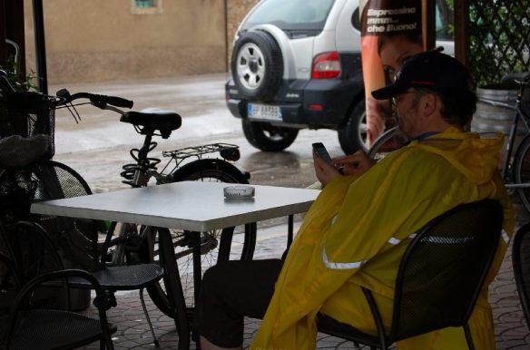 Zum Glück gibt's überall in Italien Cafés