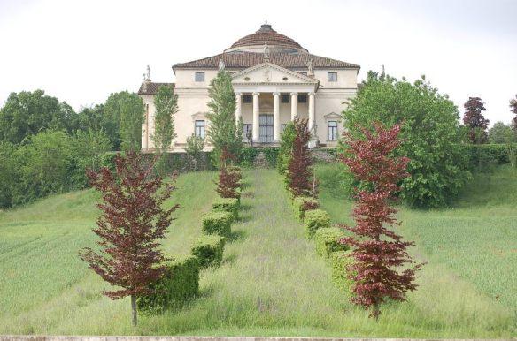 Villa Rotunda von Palladio
