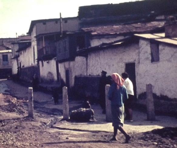 Ob die Menschen dort immer noch so leben wie vor über 50 Jahren?