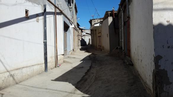 In der Altstadt von Buchara
