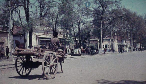 Straßenszene Taschkent