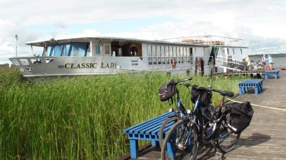 Neues entdecken: Per Rad und Schiff durch die Masuren
