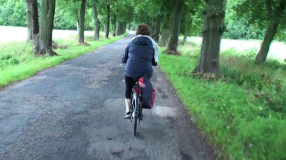 Mit neuer Energie auf alten Strassen: Per E-Bike fährt's sich leichter