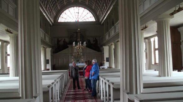 Kirche in Mikolajki