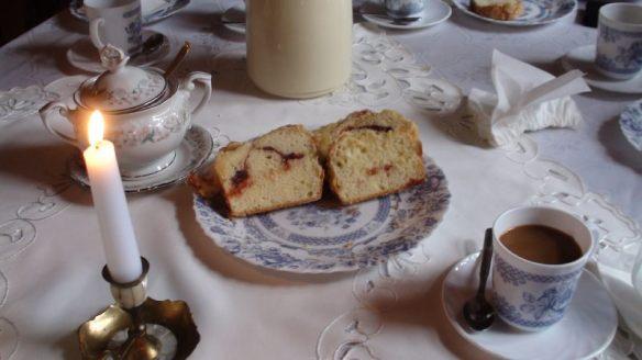 Ostpreussische Kaffeetafel
